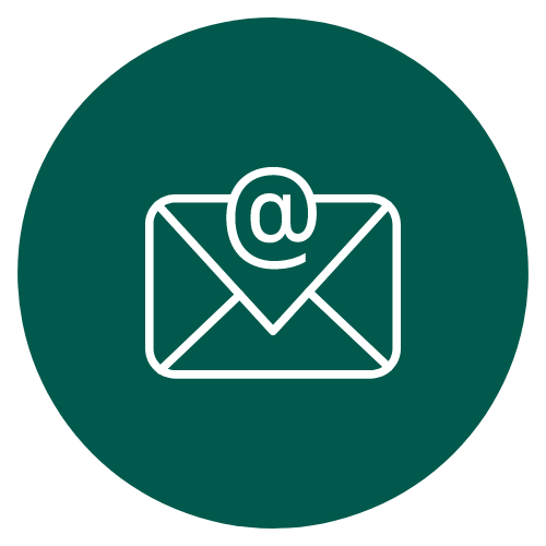 This is an email icon.